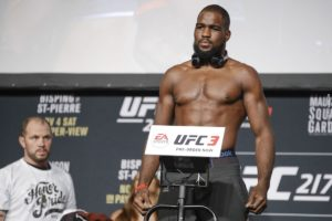 Anthony Smith explains steps that Corey Anderson should take to get a title shot - Smith