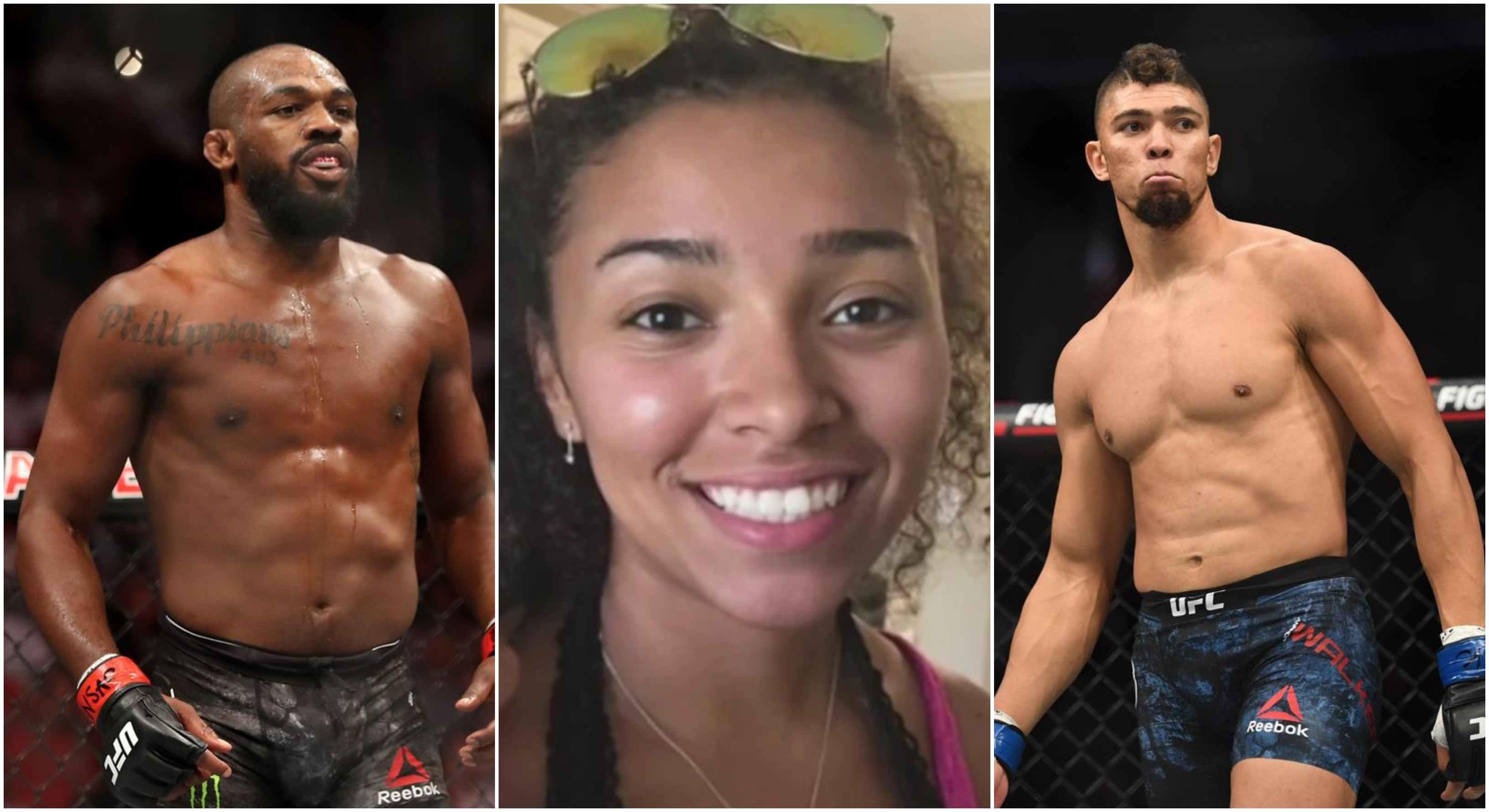 Jon Jones, Johnny Walker and Ali Abdelaziz each offer $25,000 reward for information on Walt Harris' daughter - Walt