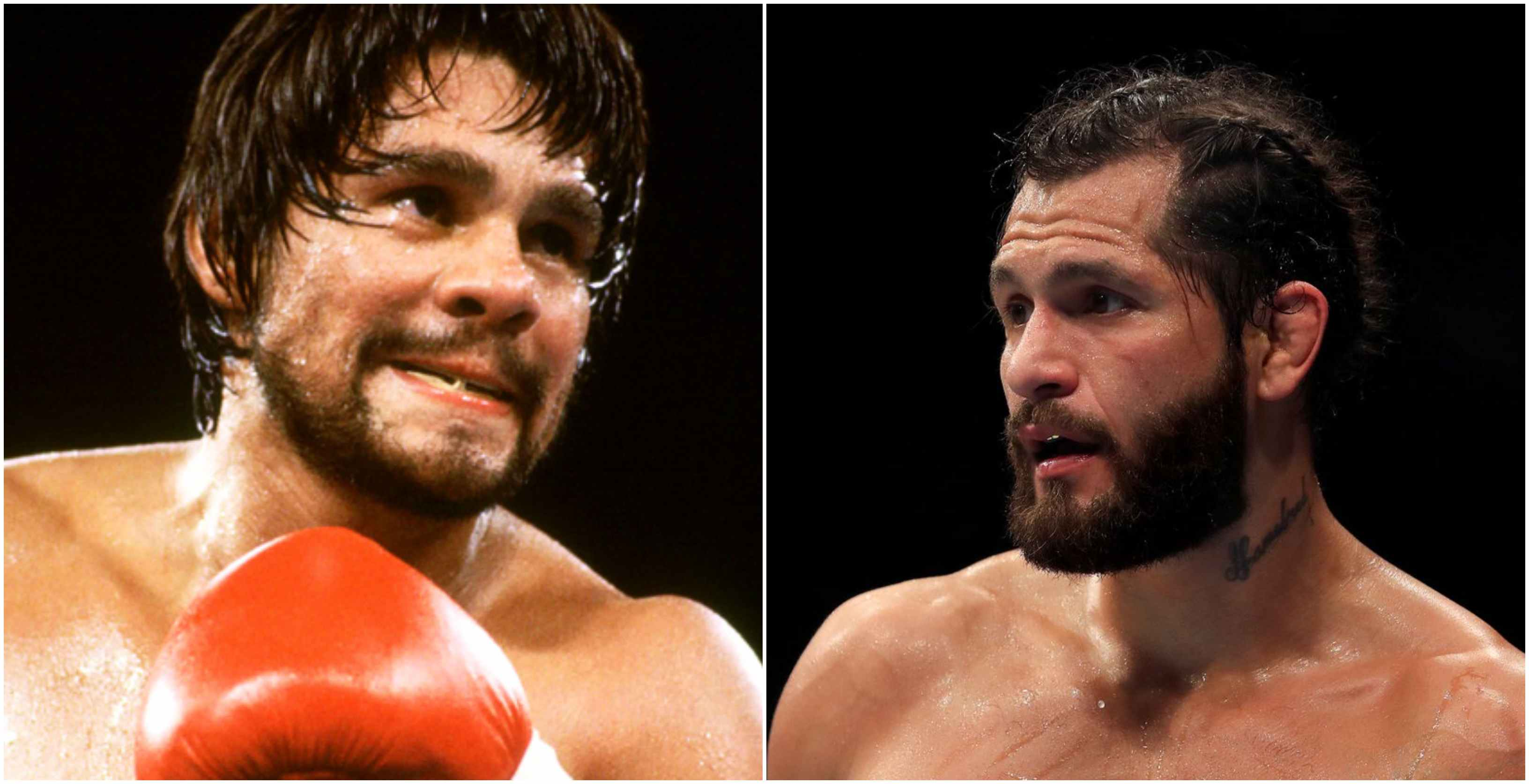 "Roberto ""Hands of STONE"" Duran to walk Jorge Masvidal to the cage at UFC 244 - Duran"