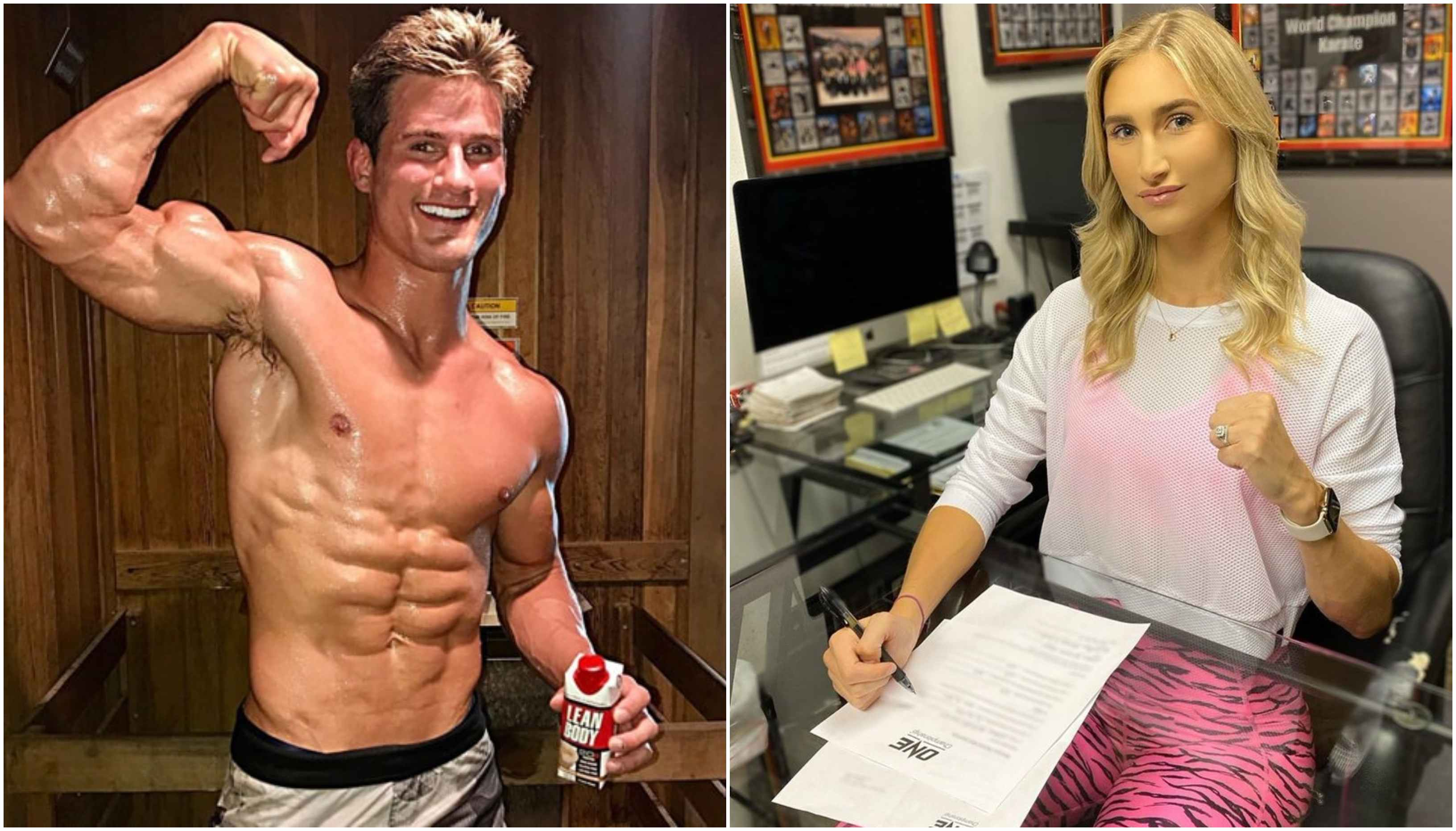 Sage Northcutt's sister Colbey Northcutt signs with ONE Championship - Northcutt