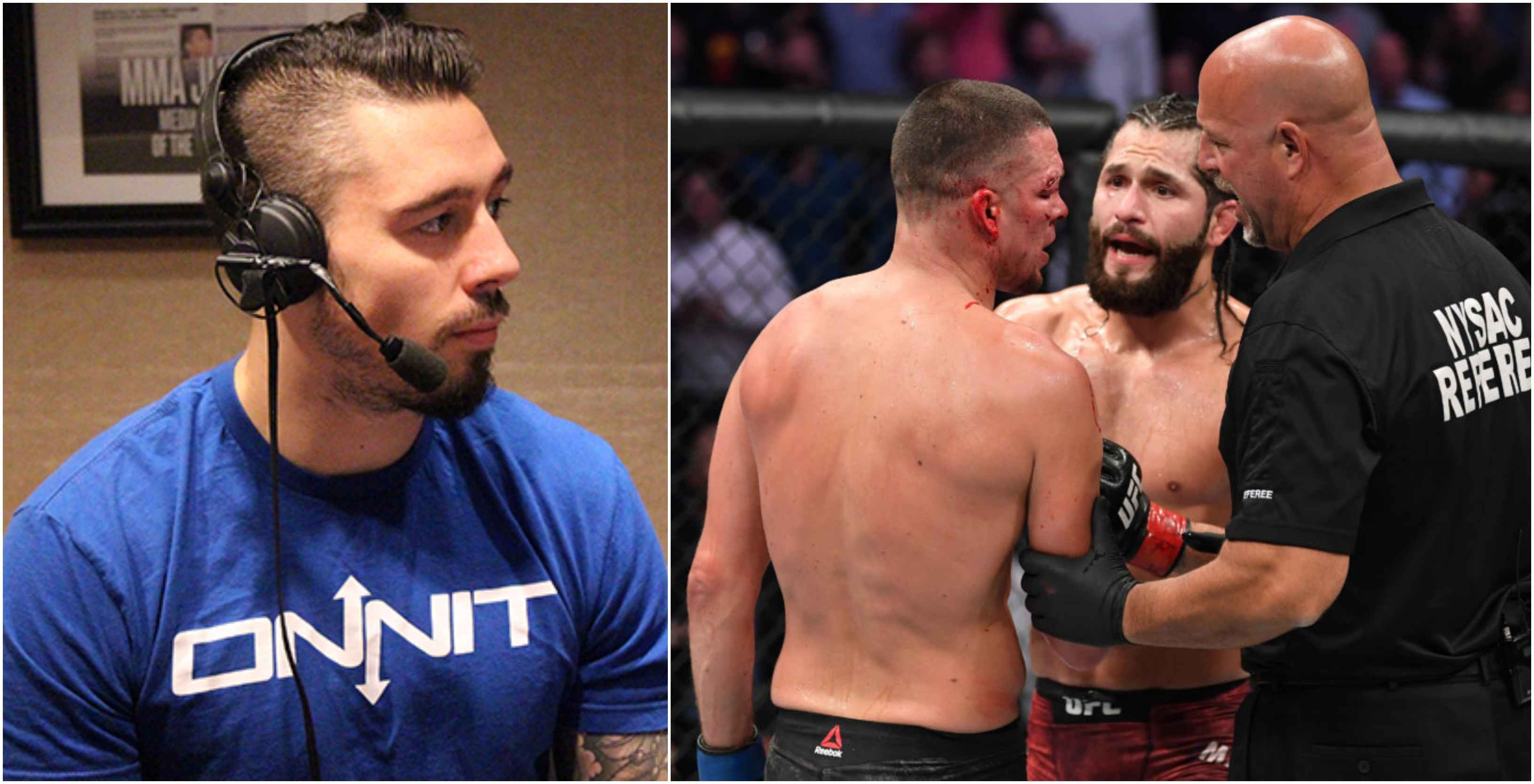 MMA analyst Dan Hardy gives his post-fight analysis on Masvidal vs Diaz - Masvidal
