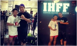 MMA India Exclusive: Surbala and Dinesh set out to make the country proud at the IMMAF-WMMAA World Amateur MMA Championships - Dinesh