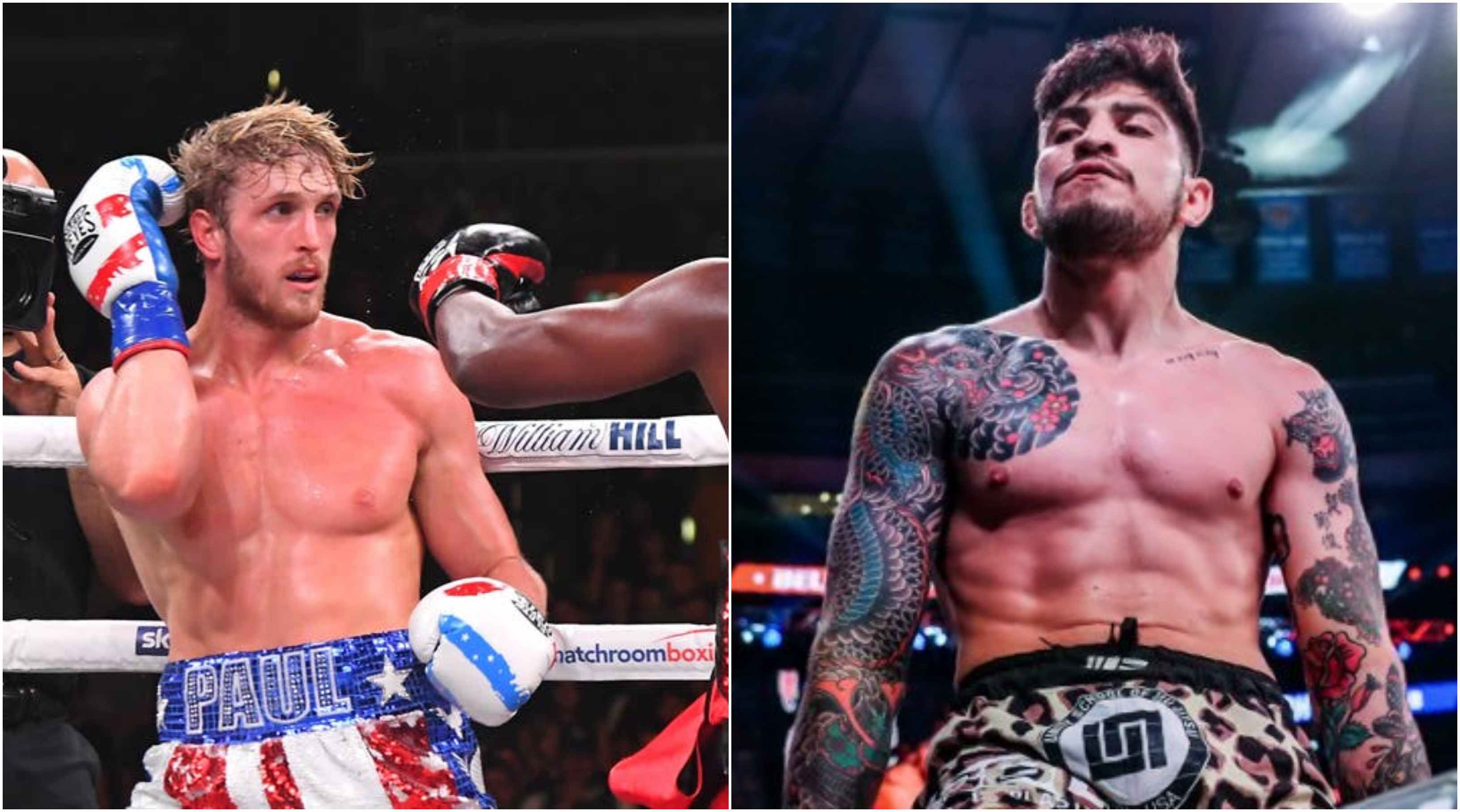 Logan Paul calls Dillon Danis a 'f**king p**sy', says he is ready to box him - Paul
