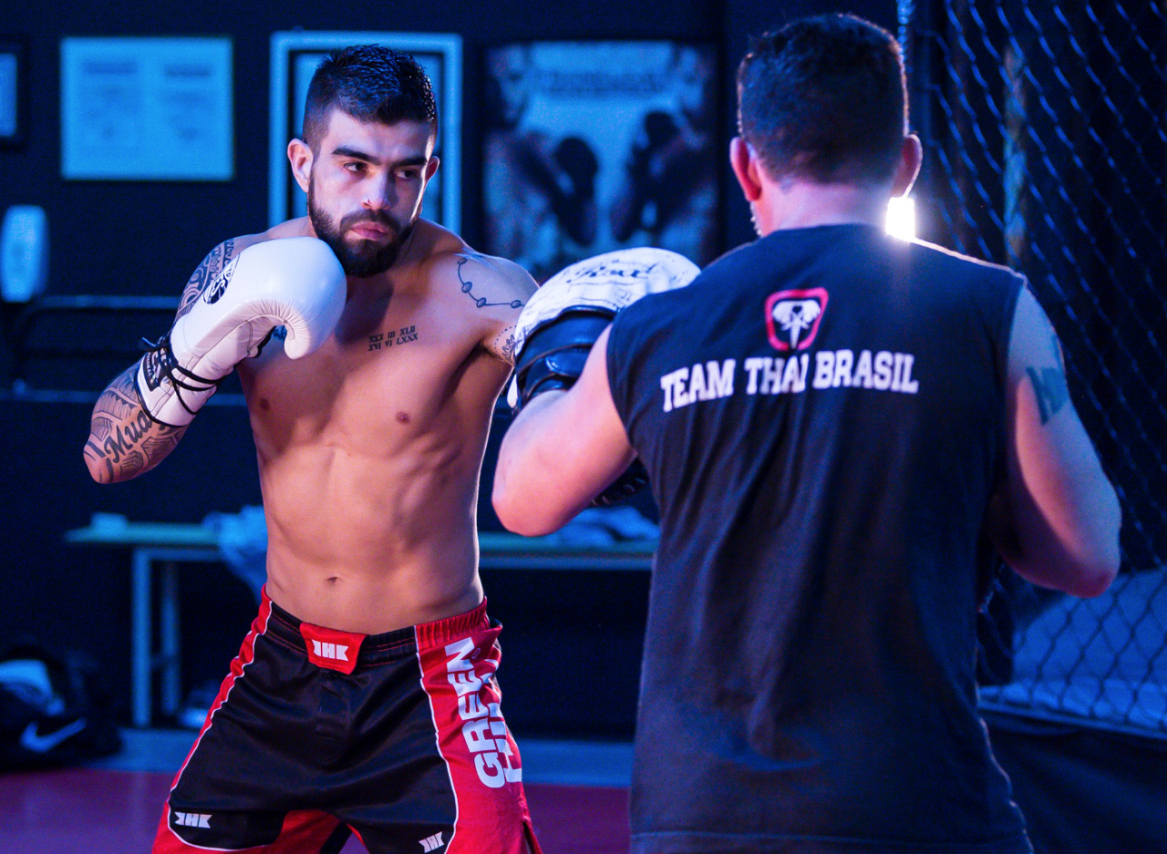 Marcel Adur won't let second chance to shine go by at  BRAVE CF 29 - BraveFC