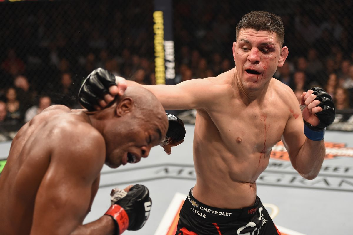 Watch: Nick Diaz unhappy about seeing Nate Diaz take punishment; calls out Jorge Masvidal for 'baptizing' comments - Diaz