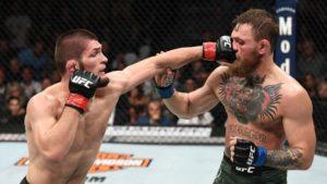 Khabib Nurmagomedov says Conor McGregor needs 10 straight wins to get a rematch. - Khabib