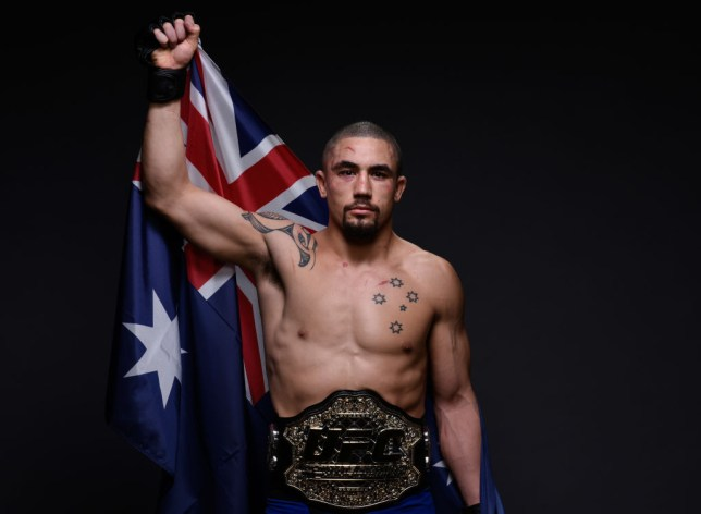 Robert Whittaker admits he didn't like being UFC champion that much - Whittaker
