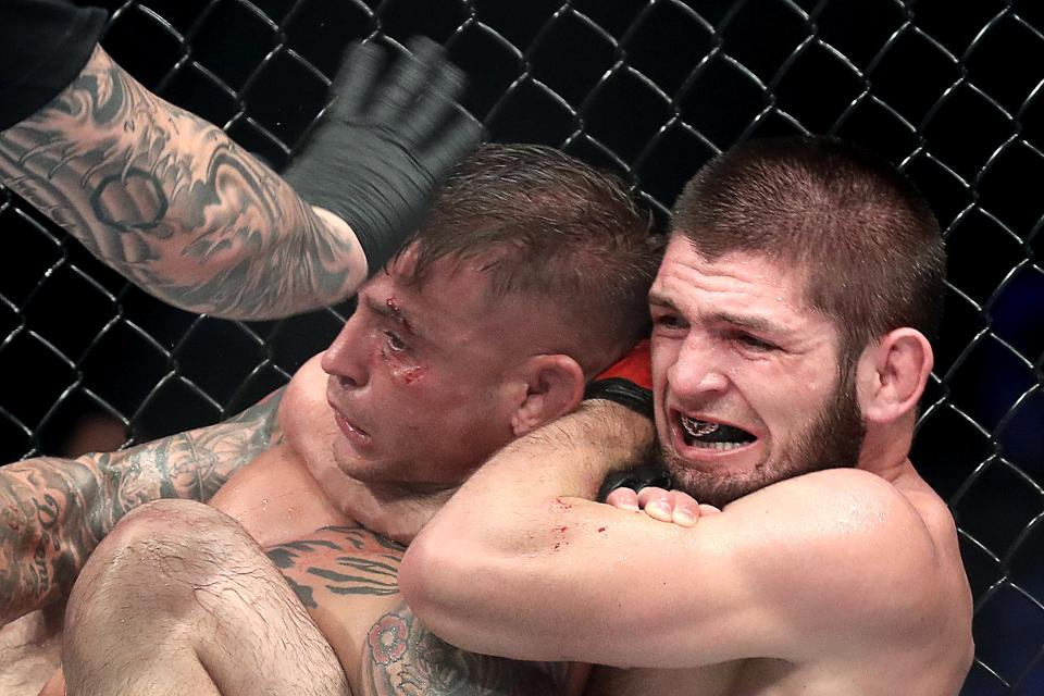 Here's why Khabib Nurmagomedov goes easy on his opponents sometimes - Khabib