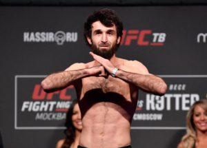 Zabit Magomedsharipov says he deserves to fight the winner of Holloway vs Volkanovski - Zabit