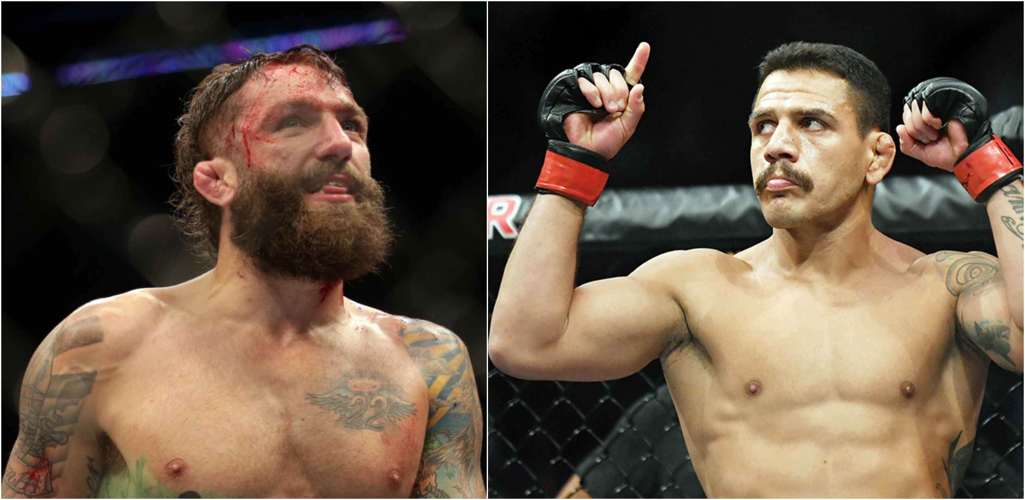 RDA vs Michael Chiesa agreed for UFC Fight Night Raleigh; fighters with each other the best on social media - Chiesa