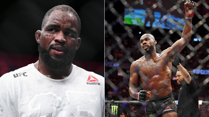 Jon Jones uses MMA math to justify picking Dominick Reyes over Corey Anderson - and Overtime lashes out! - Jones