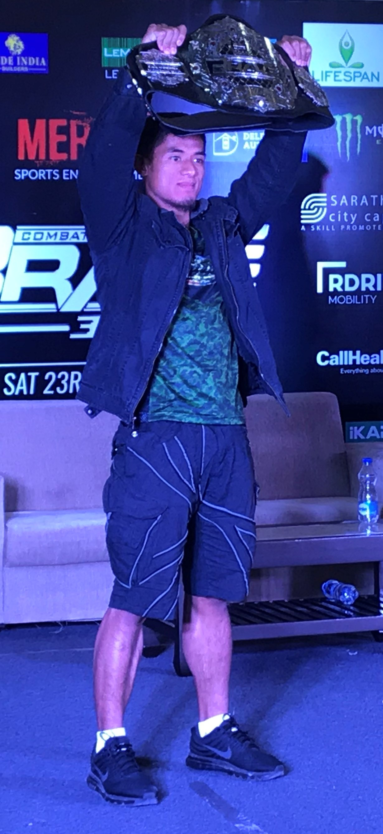 Mohammad Shahid Driven to Provide MMA In India the Much Needed International Platform, Shares Exciting Plans Are In Store -