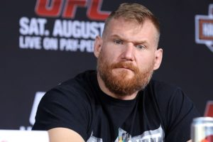 Josh Barnett to make his Bellator debut against Ronny Markes on December 20 - Josh