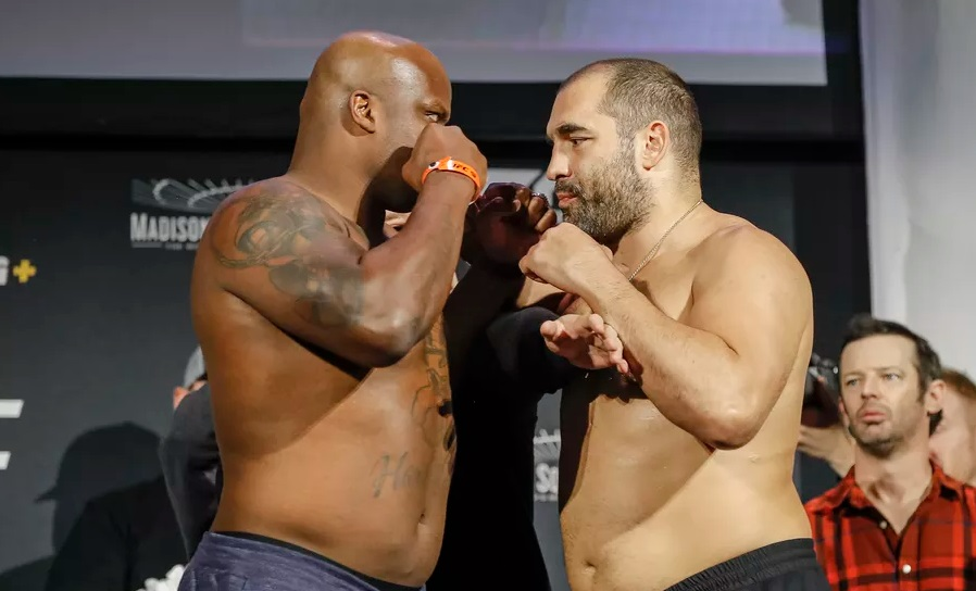 UFC 244 Results - Derrick Lewis Earns a Split Decision Win Over Blagoy Ivanov -
