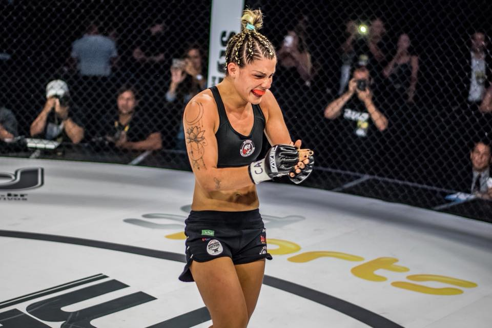 Brave CF 29 Results - Bahrain's First Ever Women's MMA Fight Ends In a Vicious Knockout as Luana Pinheiro Stopped Helen Harper in the First Round -