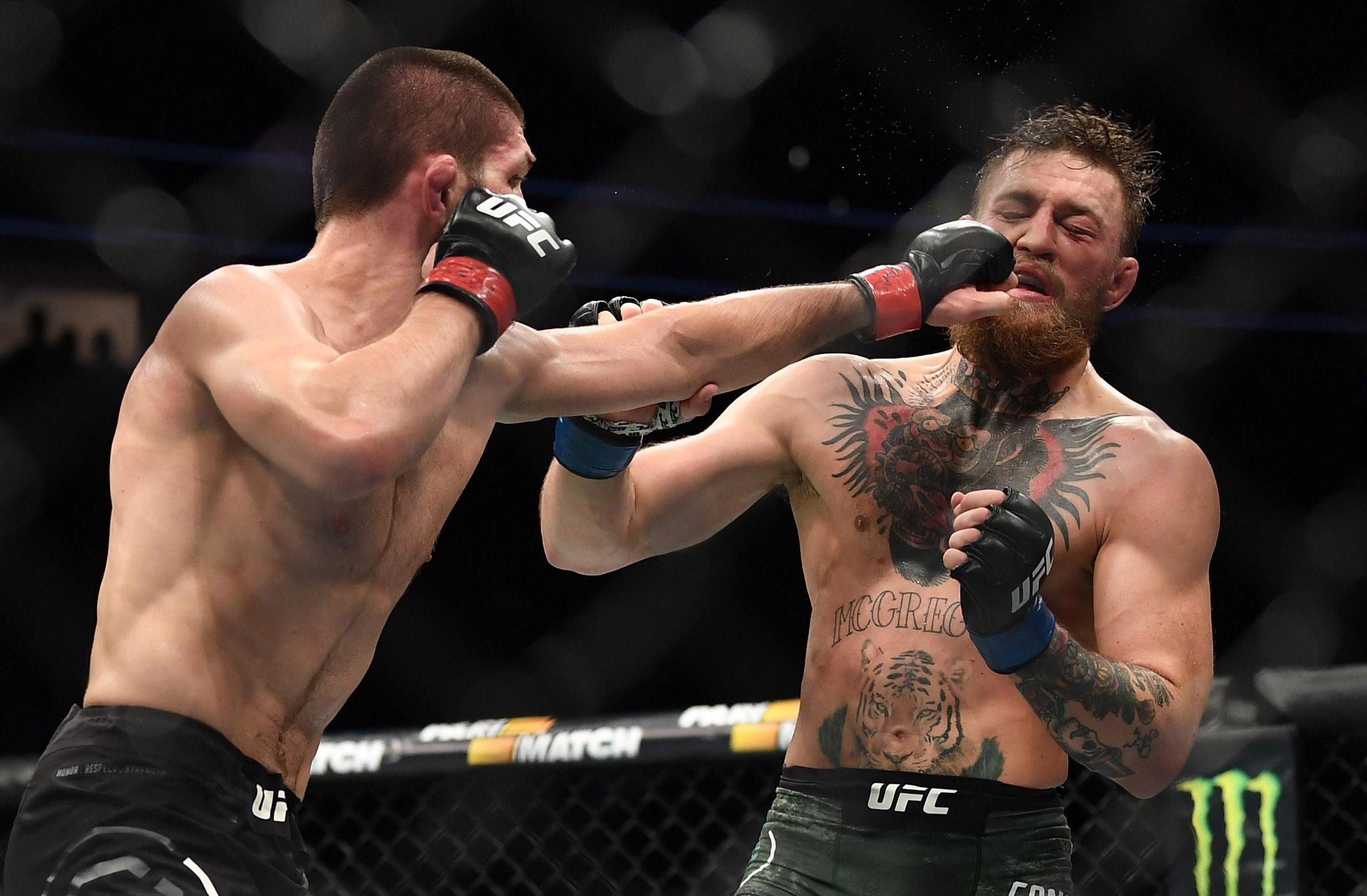 Khabib Nurmagomedov to Conor McGregor: 'We don't pay attention to idiots - Nurmagomedov
