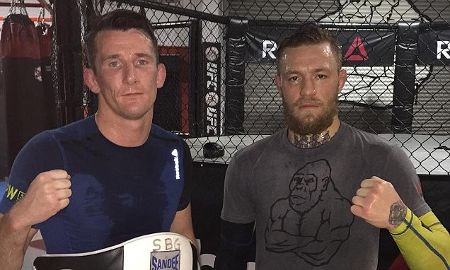 Owen Roddy talks about a potential fight between Conor McGregor and Donald Cerrone - McGregor