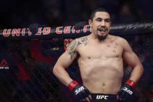 Robert Whittaker back in training, next opponent to be announced soon - Robert Whittaker