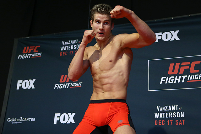 Sage Northcutt reveals harrowing details about facial injuries sustained in Cosmo Alexandre fight - Sage Northcutt