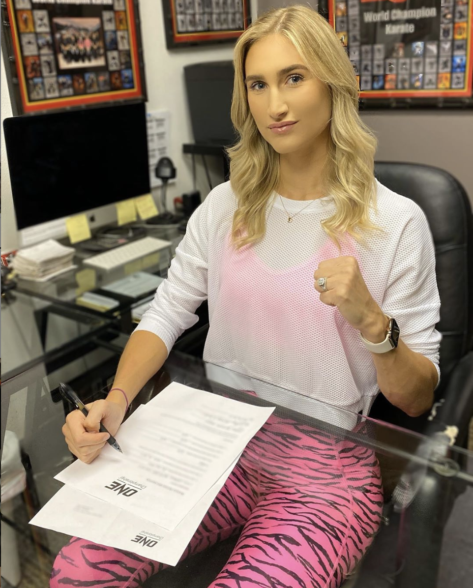 COLBEY NORTHCUTT TO MAKE ONE CHAMPIONSHIP DEBUT IN SINGAPORE - ONEChampionship