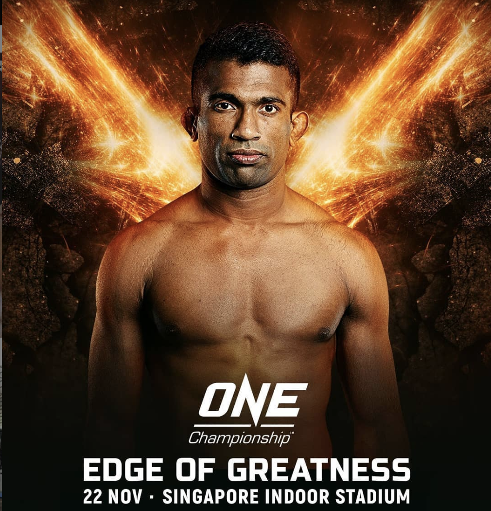 ONE: EDGE OF GREATNESS FINAL WEIGHT AND HYDRATION RESULTS - ONE Championship