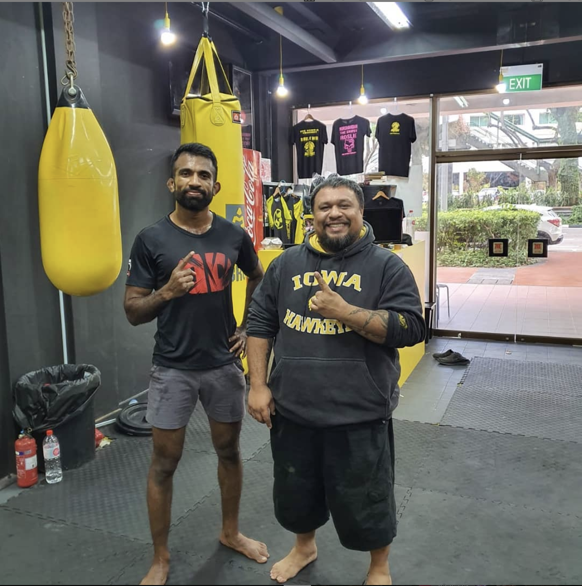 Fighter of the Week : Rahul K Raju - ONE Championship