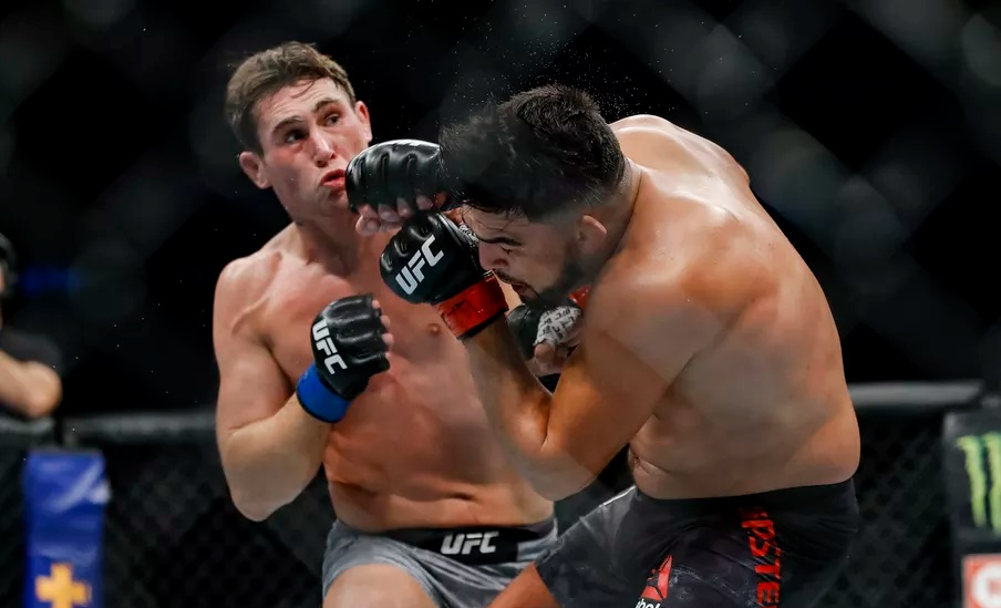 UFC 244 Results - Darren Till Takes A Split Decision Win Over Kelvin Gastelum In His Middleweight Debut -