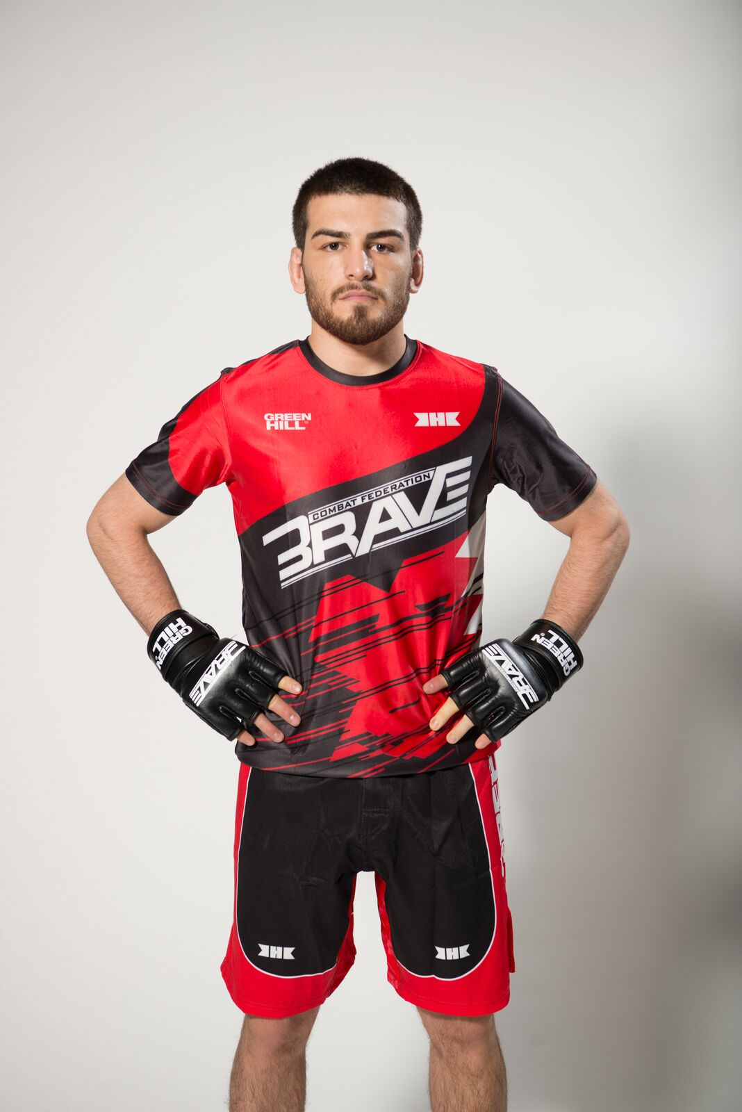 Jose Torres hoping to inspire youth ahead of BRAVE CF 29 title fight - BraveFC