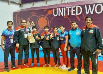 U-15_Asian_Wrestling_Championship