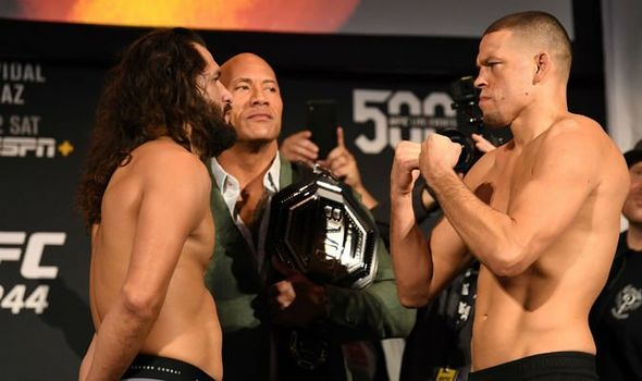 UFC 244 'Masvidal vs. Diaz' - Play By Play Updates & LIVE Results -