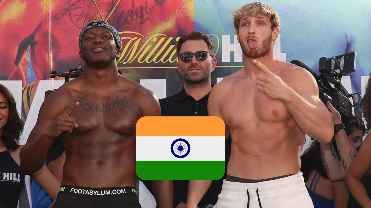 KSI vs Logan Paul 2, live streaming, INDIA time, how and where to watch - Logan