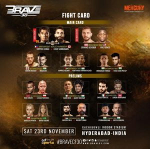 How BRAVE CF president Mohammed Shahid has raised the profile of MMA in India - Shahid