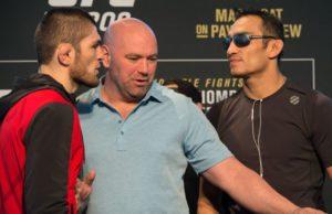 UFC negotiating to have Khabib vs Tony Ferguson headline April 18 card in Brooklyn, New York - Khabib