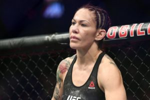 Photo: Cris Cyborg goes topless for a photoshoot ahead of her Bellator debut - Cris Cyborg