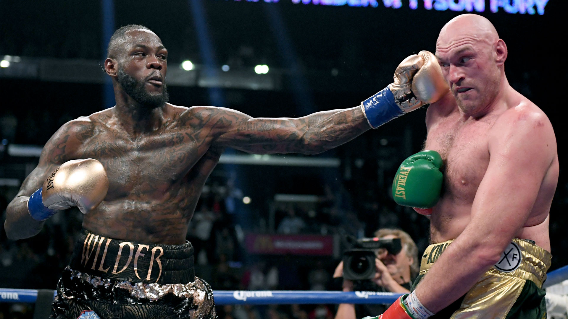 Tyson Fury to Deontay Wilder: 'Nothing more than a puncher's chance' - Fury