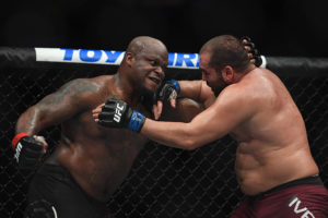 Derrick Lewis says he might run for President of the United States in 2024 - Derrick