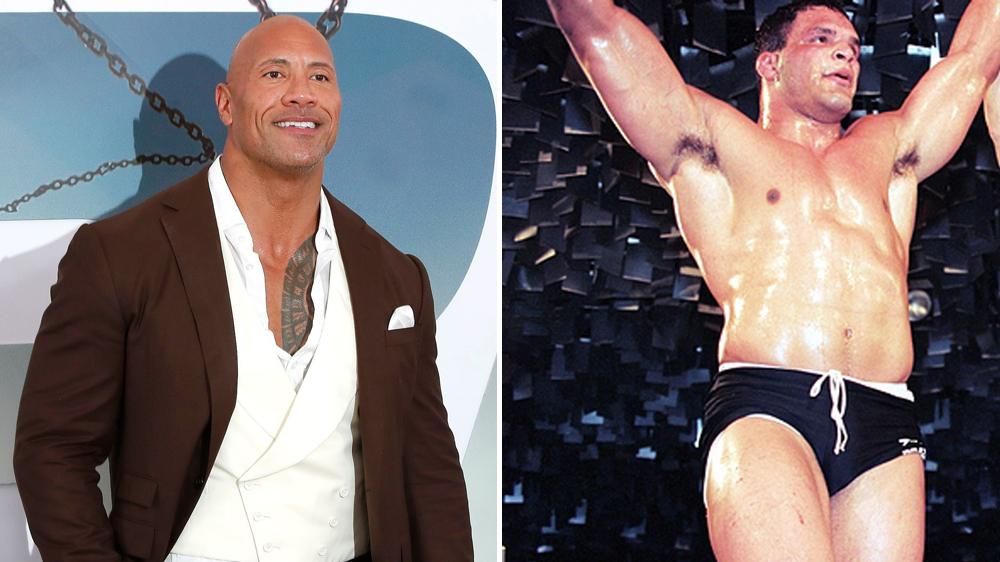 Watch: The Rock to star as UFC legend Mark Kerr in movie remake of 'Smashing Machine' - Kerr