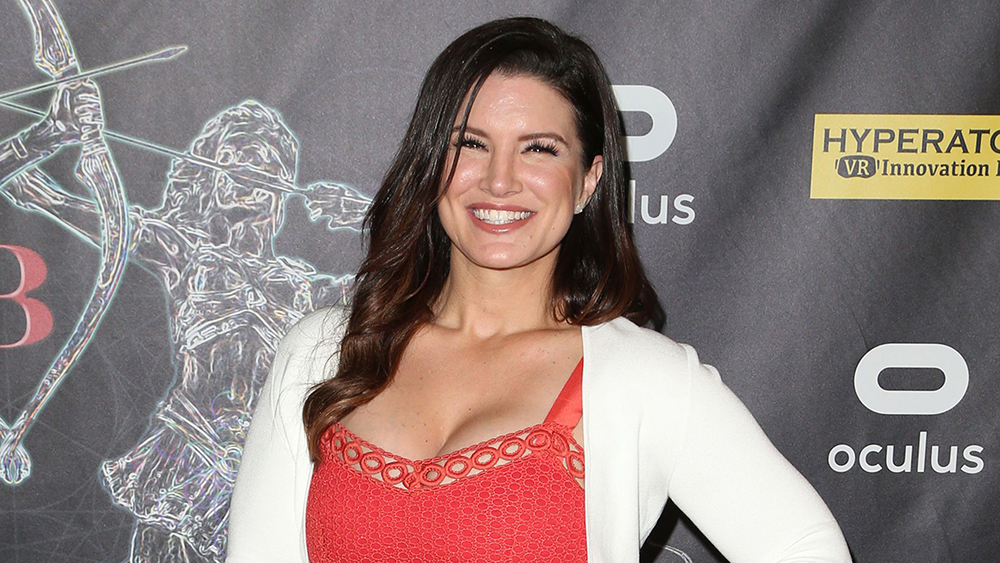 Watch: Gina Carano reveals ugly Dana White text message about her: 'This b**ch is f***ing us around!' - Gina