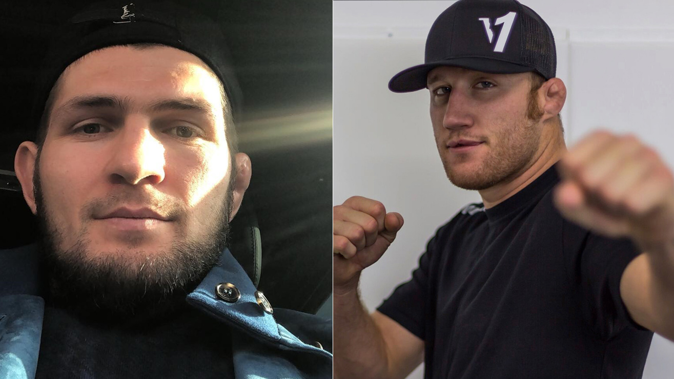 Justin Gaethje: I don't want to let Khabib retire without testing myself against him! - Justin