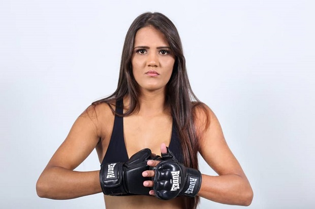 EXCLUSIVE: Maria Ribeiro Happy to Be Back in Hyderabad for Brave CF 30, Expecting to Hold the Championship Belt in Near Future -