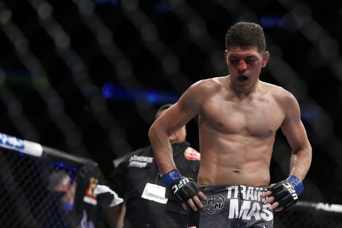 Watch: Nick Diaz claims he's got 'big things coming soon' and says he will fight - Nick Diaz