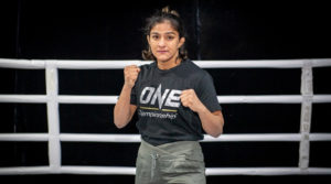 Ritu Phogat wants to become India's first world champion and inspire young people to take up MMA - Ritu
