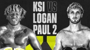 KSI beats Logan Paul in the rematch via split decision - KSI