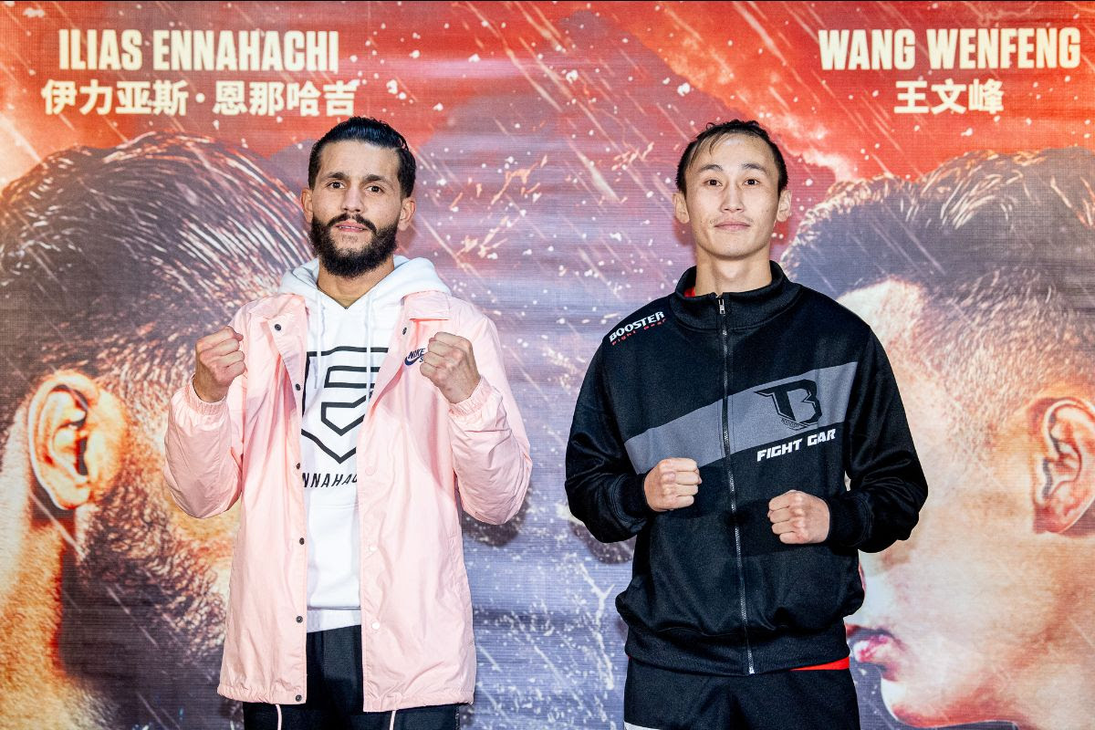 ONE: AGE OF DRAGONS OFFICIAL OPEN WORKOUT ATHLETE PHOTOS AND QUOTES - ONEFC