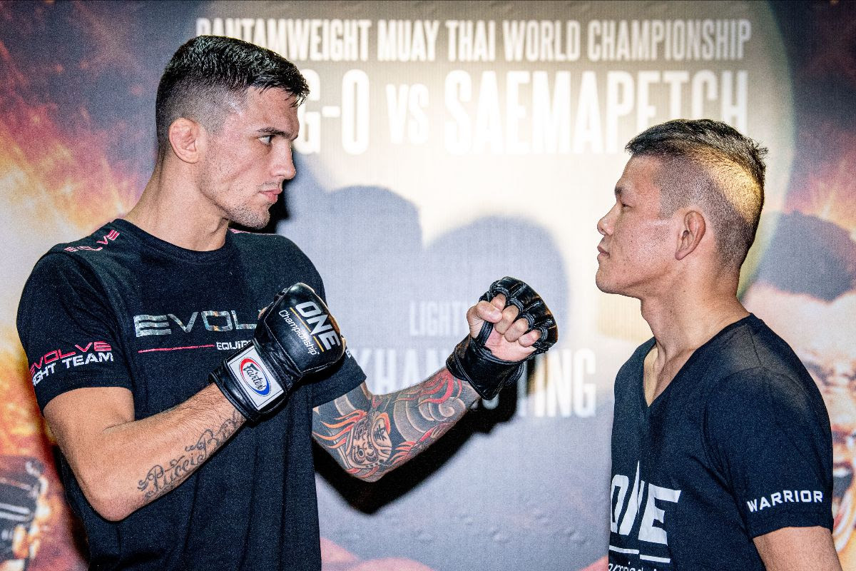 ONE: EDGE OF GREATNESS OFFICIAL OPEN WORKOUT PHOTOS AND QUOTES - ONE Championship
