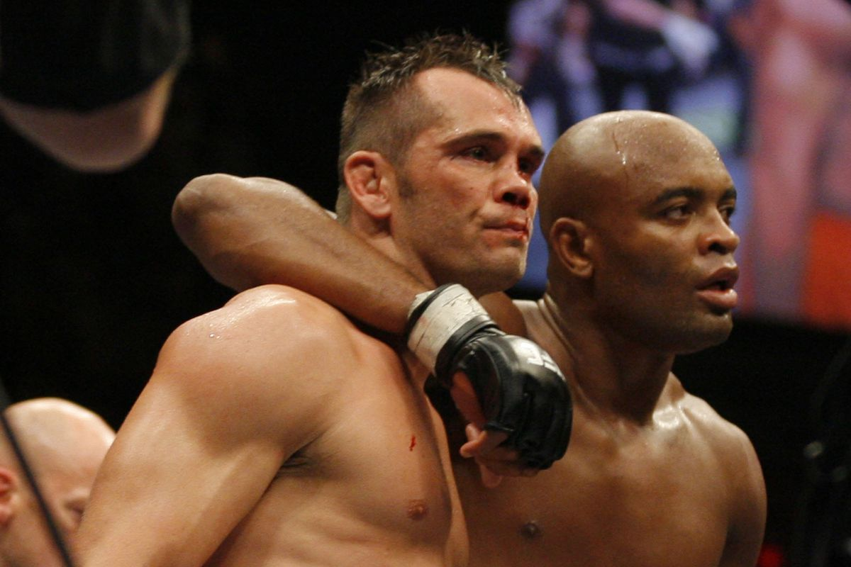 ONE championship VC Rich Franklin would love to fight Anderson Silva again - Silva