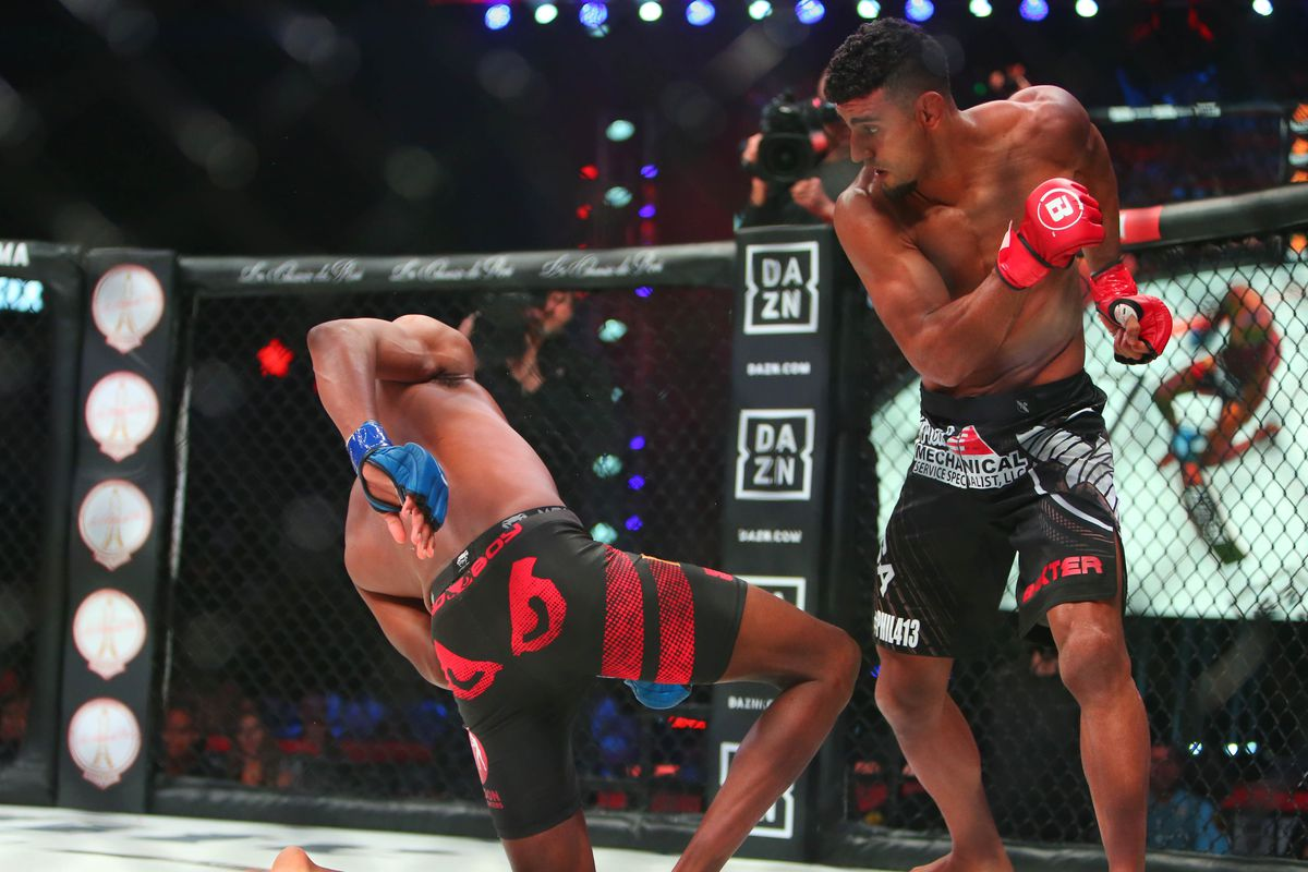 MVP wants rematch with Champ Douglas Lima: I know I can beat him! - Douglas