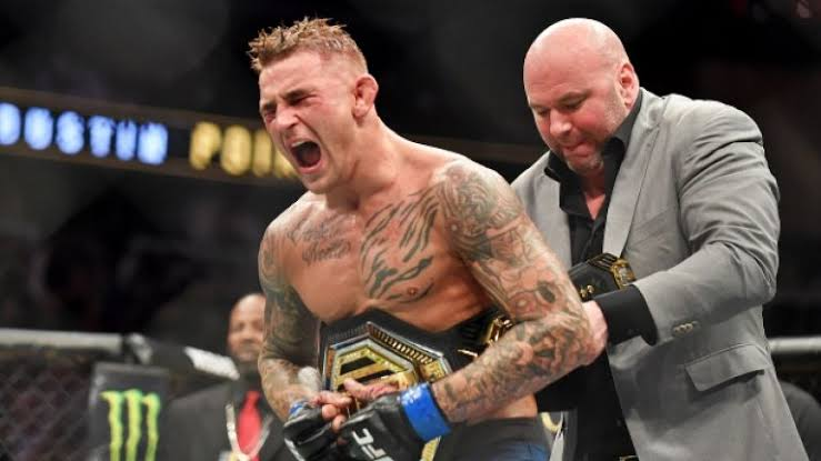 UFC: Dustin Poirier reveals which fighter in the LW division has the best shot at defeating Khabib Nurmagomedov - Nurmagomedov