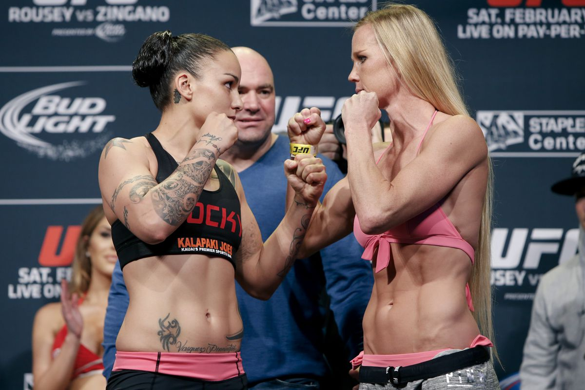 Holly Holm vs Raquel Pennington 2 scheduled for UFC 246 - Holm