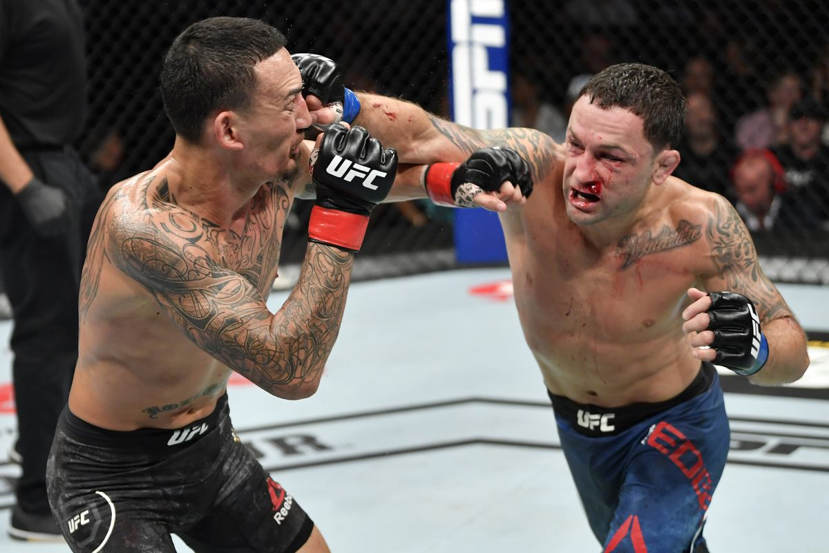 Frankie Edgar steps in for injured Brian Ortega at UFC Busan to take on Korean Zombie - Frankie